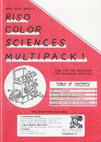 Riso Color Sciences Multipack