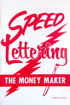 Speed Lettering: The Money Maker