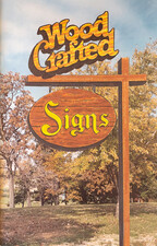 Wood Crafted Signs