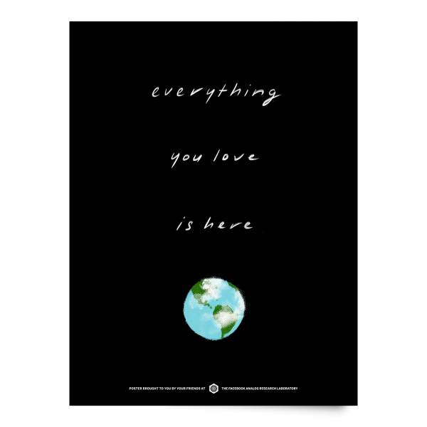 Everything You Love is Here poster