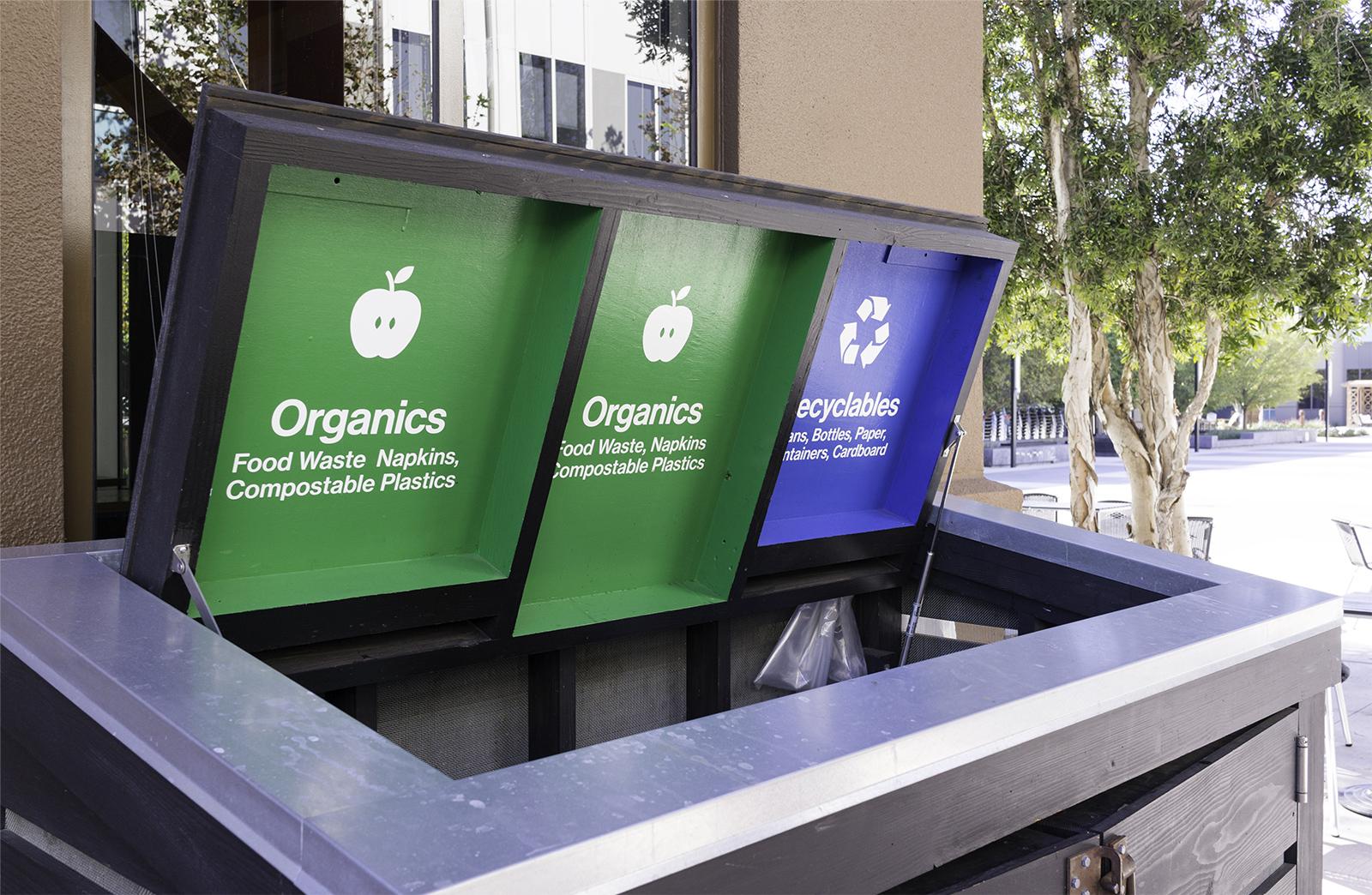 Recycle Bin Labeling