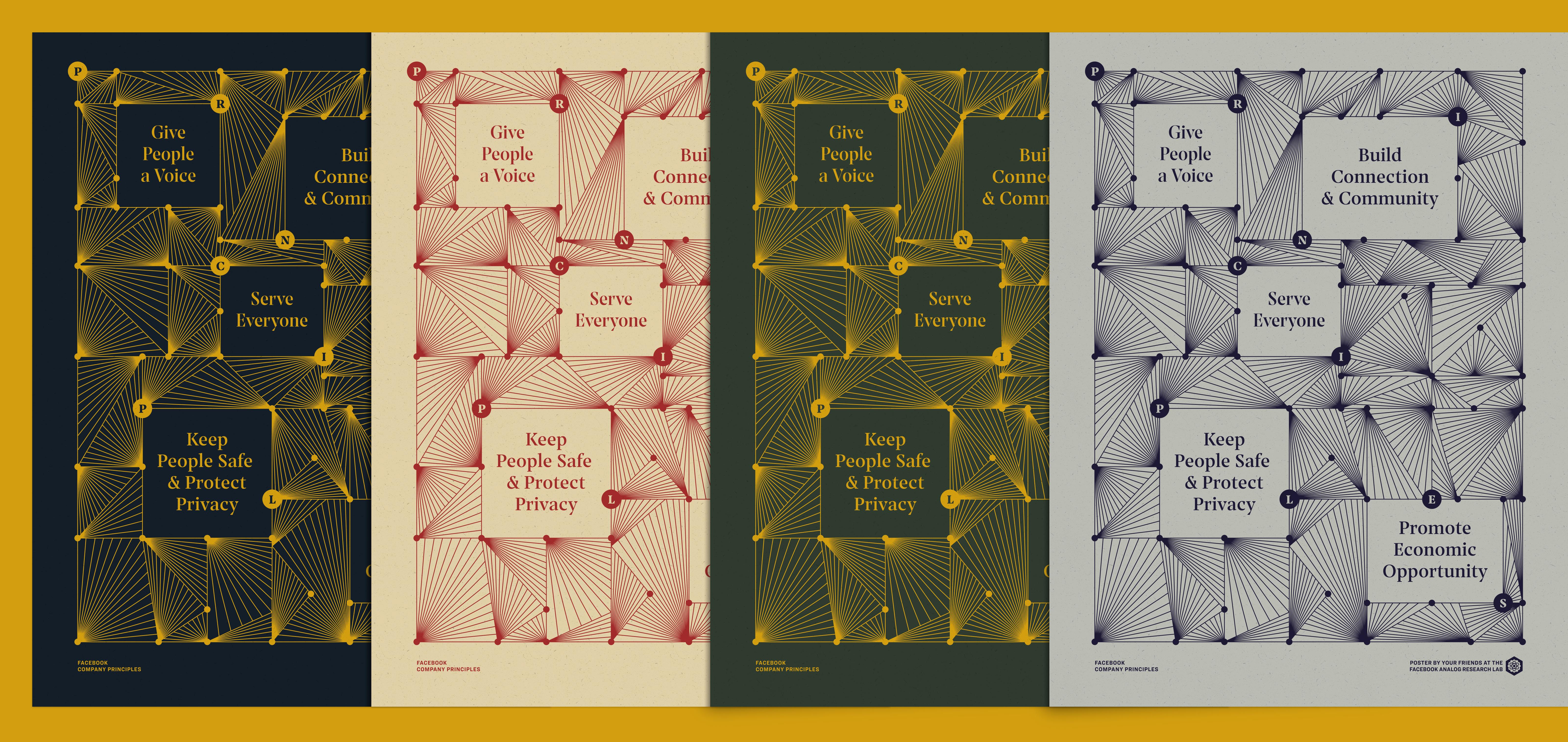 Principles - Alternative Colorways